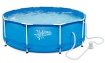 Обзор каркасных бассейнов от Summer Escapes
