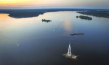 Использование реки Волга в хозяйственной деятельности человека