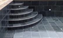 Плюсы и минусы, правила выбора, грамотный процесс отделки бассейна плиткой