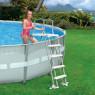 Инструкция по сборке лестницы для бассейна Интекс (Intex)