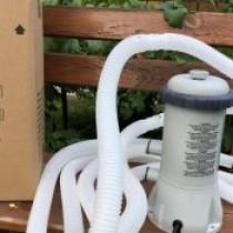 Пошаговая инструкция, как подключить насос Интекс к бассейну