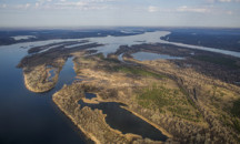 Интересный вопрос — куда впадает река Волга, где находится устье
