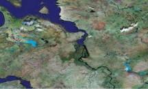 Где зарождается исток реки Енисей?
