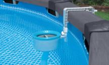 Особенности скиммера для бассейна фирмы Intex, инструкция по сборке и использованию