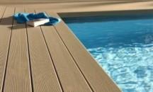 Плюсы и минусы, рекомендации по отделке бассейна террасной доской