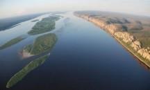 Изучаем показатели — какая ширина реки Волги?
