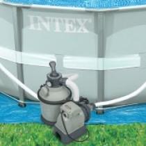 Обзор фильтров Intex для надувных бассейнов: характеристики, стоимость