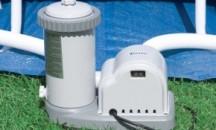 Устройство, модели и как пользоваться песочным фильтром для бассейна Intex?