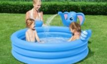 Рейтинг лучших детских бассейнов с описанием и характеристиками, ценами, отзывами пользователей