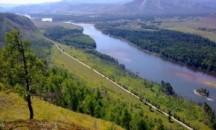 Гидрологический режим реки Обь