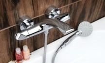 Как определить, с какой стороны горячая вода на смесителе?