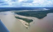 Где берет начало и куда впадает Амазонка?
