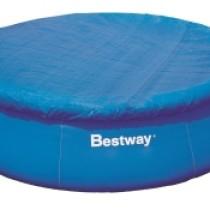 Достоинства и недостатки, виды, советы по использованию покрывал для бассейна Bestway