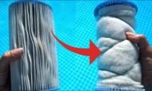 Пошаговая инструкция по изготовлению фильтра для бассейна из синтепона своими руками
