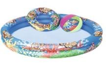 Обзор детских бассейнов Bestway: преимущества, недостатки, какой выбрать