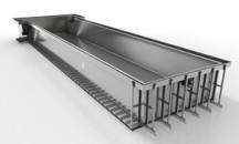 Особенности бассейна из нержавеющей стали: цена, как сделать своими руками