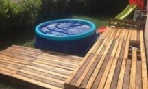 Полезные советы и рекомендации по изготовлению подиума для бассейна из поддонов