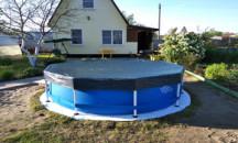 Правила установки надувных, каркасных и стальных бассейнов на даче
