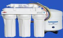 Подробная информация о фильтрах для воды Атолл с обратным осмосом