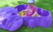 Обзор детских пластиковых бассейнов: характеристики, цены, мнения владельцев