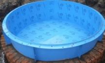 Пошаговое руководство по созданию бассейна из полипропилена своими руками