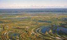 Особенности питания реки Обь