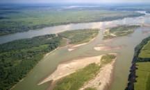 Главная водная артерия Сибири — бассейн реки Обь