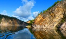От куда берет начало великая река: Лена и ее исток