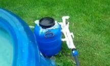 Дельные рекомендации, как сделать песочный фильтр для бассейна своими руками из пластиковой бочки
