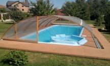 Как построить бассейн на даче своими руками из подручных материалов?