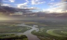 Вопрос географам: где находится река Обь на карте?