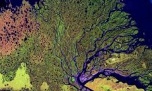 Одна из красивейших в мире — дельта реки Лена и ее описание