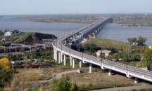 Чудо инженерной мысли — мост через реку Амур