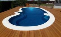 Надежно и красиво: обзор вкапываемых бассейнов для дачи