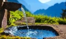 Главные источники пресной воды