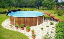 Обзор круглых каркасных бассейнов: модели, цены, мнения покупателей