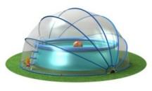 Что собой представляет летотент для бассейна, как им пользоваться?
