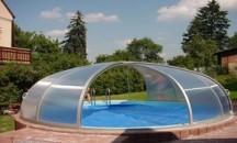 Определение, описание и подробный обзор крытых бассейнов для дачи