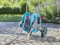 Простая инструкция, как намотать шланг для полива на катушку