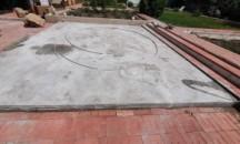 Руководство по возведению бетонного основания под каркасный бассейн