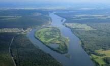 Самая длинная в России, или какова длина реки Обь в километрах