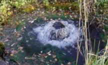 Основные источники подземных вод