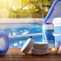 Обзор специальной химии для очистки воды в бассейне от железа