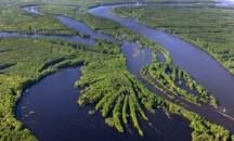 Обзор и описание притоков реки Волга