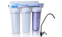 Преимущества и недостатки проточных фильтров для воды под мойку