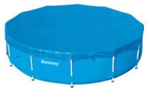 Какой тент выбрать для каркасного бассейна, как сделать его своими руками и как использовать правильно?
