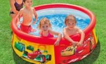 Обзор бассейнов для детей с 3 лет: описание и характеристики, цены, отзывы владельцев