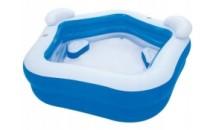 Лучшие модели надувных бассейнов в рейтинге ТОП-9 с описанием и характеристиками, отзывами покупателей, ценами
