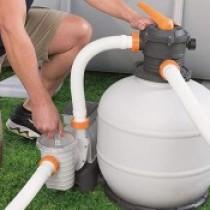 Советы и рекомендации, как подключить фильтр Bestway к бассейну