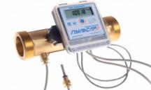 Основные характеристики ультразвукового счетчика воды